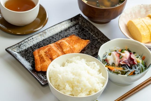 和食で腸内環境を整えよう!