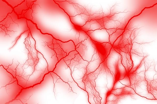 ゴースト血管を改善させるには血流が大切